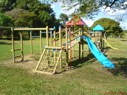 Dibujos infantiles de parques imagui - Parque infantil de madera ...