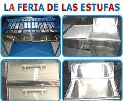 La feria de las estufas cali colombia for Estufas industriales cali